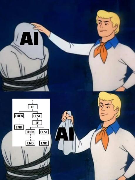 有关 AI 的梗